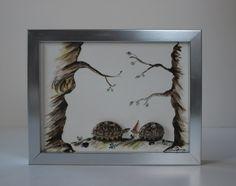 KunstRaub Nr.11: GotikART Schildkrötenpaar von Ztone auf DaWanda.com