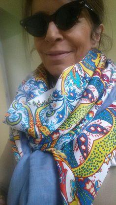 fular de seda y cashmere para este invierno Julunggul www.julunggul.com