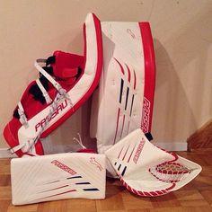 Custom Axiom's from Passau Hockey.