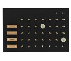 calendario de pared en madera - Buscar con Google