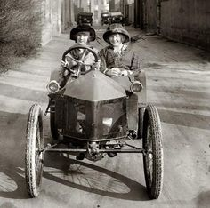c.1920s looks like me and my friend Kim on our way to Hollos for paper and supplies. Annual adventure is Friday!
