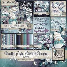 Bundle Up Tight, Flurries Tonight ~ Bundle
