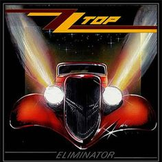 ZZ Top Eliminator – Knick Knack Records