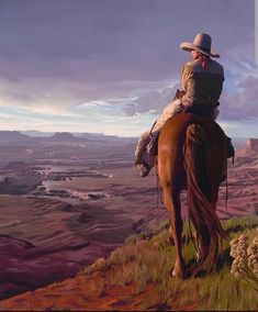 Mark Maggiori Brings The Romance Of The American West To Life Cowboy Pictures, Cowboy Images, Couple Photography Poses, Western Photography, Friend Photography, Maternity Photography, Family Photography, Hyper Realistic Paintings, Desert Life