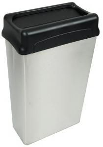 The Best-Looking Bathroom Trash Cans Under $15 | Small bathroom ...