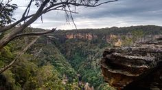 6 Beautiful Lookouts at Fitzroy Falls, Australia
