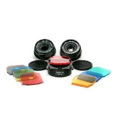 Holga Lens Kit For Nikon DSLR (779121)