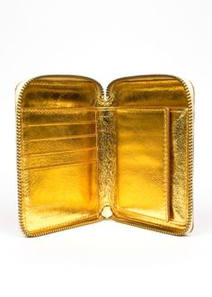 Comme Des Garcons SA 2100G Gold $248