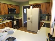 Hometalk :: Now This is a Happy Kitchen!The new kitchen is stunning