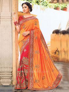 Designer Half N Half Saree #rajwadi #saree #sareeswag #traditional #FeelRoyal #festive #weddingwear