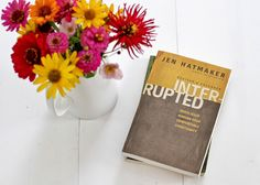 One of my favorite books of all time, Jen Hatmaker's Interrupted. It will rock your world.
