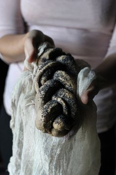 Whole Wheat Seed Stuffed Braid from Hortus Natural Cooking
