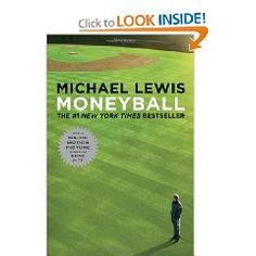 If you like sports or you like business - this book is for you. It's a great story about the Oakland A's and how they used statistical methods to pick players rather than simply going on what others thought classified a strong athlete. A great success story!