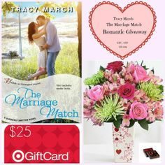 Romantic giveaway and a $25 target gift card