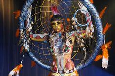 30 Examples of Astonishing Body Paint Art | Naldz Graphics