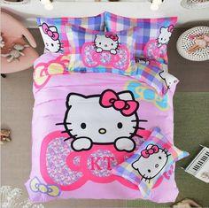 d05c6d4f0b 22 Best Hello Kitty Cat Bedding images