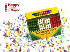 s May Days, Calendar, Candy, Crayons, Holidays, Cinco De Mayo, Hipster Stuff, Holidays Events, Colouring Pencils