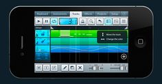 FL Studio... on smartphones... WHAT!? If I ever have a phone capable of running it... must... have.
