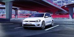 Volkswagen Golf GTE to Debut in Geneva