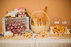 Оформление сладкого и сырного стола!