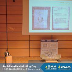 Alcuni scatti delle prime 4 sessioni di #SMMdayIT 2016 #follow #socialteam #social #socialmedia #webmarketing #digitalcommunication #digital #LuigiContu @agenzia_ansa