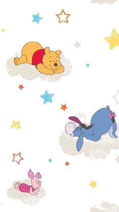 Pooh's bedtime