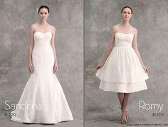 Jenny Yoo 2012 Bridal Dresses