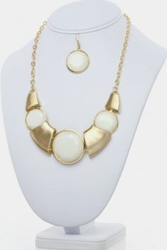 Northern Goddess Necklace Set  Refer a Friend for a $300 Shopping Spree!