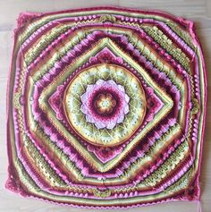 Ravelry: Aggiemor's Sophie's Universe CAL No 2 - Colours of Rows listed