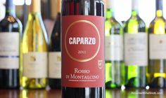 The Reverse Wine Snob: Warming Winter Reds Wine #8 - #Caparzo Rosso di Montalcino 2011. A baby Brunello for just $16 plus free shipping from a sponsor.
