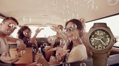 WtheJournal - Bubble with excitement with Corum Michael Kors Watch, Bubbles, Watches, News, Wristwatches, Clocks, Vw Beetles