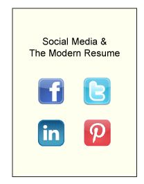 Social Media for Job Seekers (posted Sept 17)