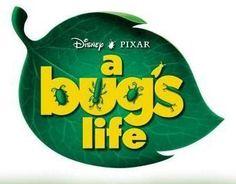 a bug's life logo A Bugs Life Characters, Disney Logo, Julia Louis Dreyfus, Disney Pixar Movies, Life Logo, A Bug's Life, Typography Logo, Logo Inspiration, Negative Space