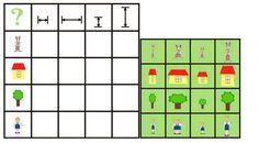 Autismus Arbeitsmaterial: Formen und Farben