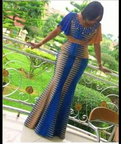 Beautiful Ankara Skirt and Blouse 2018 Dress and dress in loincloth African Fashion Designers, African Fashion Ankara, Latest African Fashion Dresses, African Print Fashion, Africa Fashion, African Dresses For Women, African Attire, African Women, Ankara Skirt And Blouse