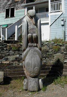 Totem Pole - Ketchikan, Alaska