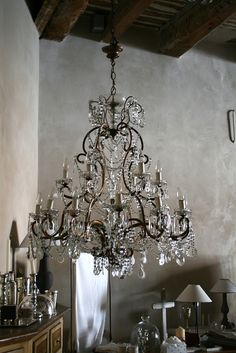 New Foyer Lighting Crystal Bathroom Ideas Antique Chandelier, Chandelier Lighting, Crystal Chandeliers, Bubble Chandelier, Antique Lamps, Foyer Lighting, Bathroom Lighting, Chic Bathrooms, Lampe Led