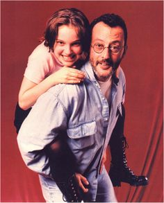 Natalie Portman & Jean Reno (The Professional)