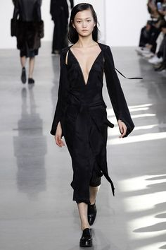 Calvin Klein Collection by Francisco Costa Autumn/Winter 2016 - 2017 FW/16 17 Ready To Wear New York City Fashion Week #NYFW