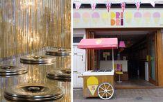 | Las mejores heladerías en diseño interior