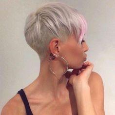 Short Hairstyles Fannie Wilkens - 3