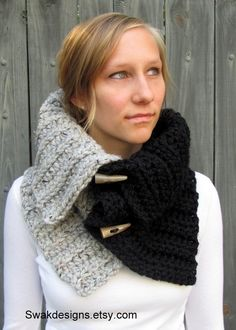 Snood Cowl Wrap