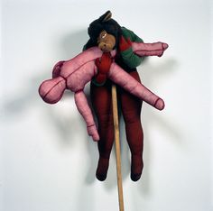 Annette Messager: From the series Articulés-Désarticulés, 2002