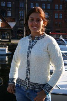 Fosse of Norway - Bryggen women´s cardigan
