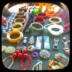 retro jewelry | Flickr - Photo Sharing!