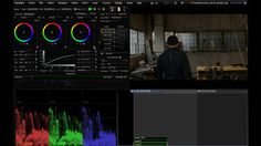 Tutorial about color grading in ACES and the theory of ACES