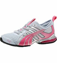 69effe0ac0cf Voltaic 4 Fade Women s Running Shoes  Who says good looks and smarts have to  be mutually exclusive  We built the PUMA Voltaic with the opposite in mind   it