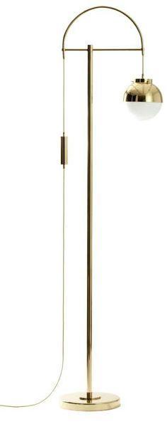 brass floor lamp | https://www.pinterest.com/AnkAdesign/collection-6/