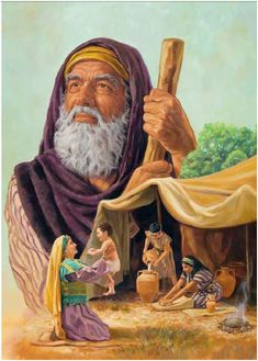 Abraham is a good model to look up to, because Jehovah (Abraham's God) called Abraham His friend. Description from pinterest.com. I searched for this on bing.com/images