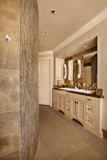 """2012 Street of Dreams (""""Montauk"""") - traditional - bathroom - portland - by The WhiteHouse Collection"""